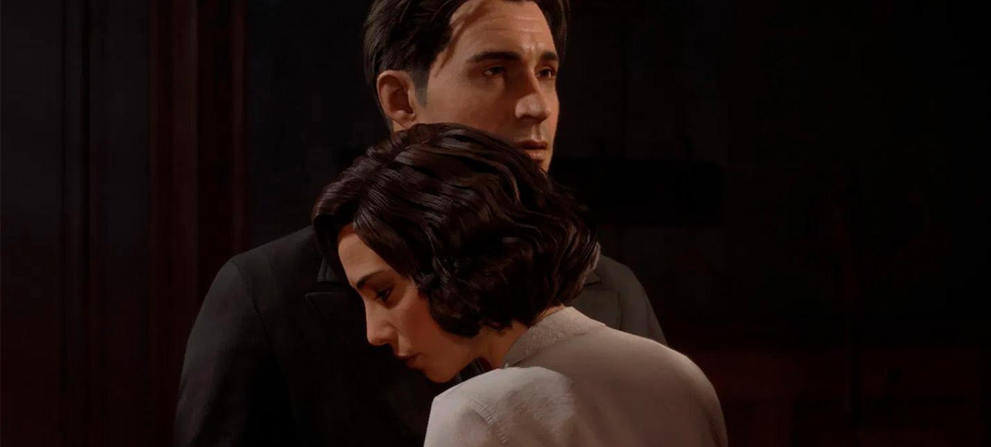 Скриншоты из превью-билда ремейка Mafia