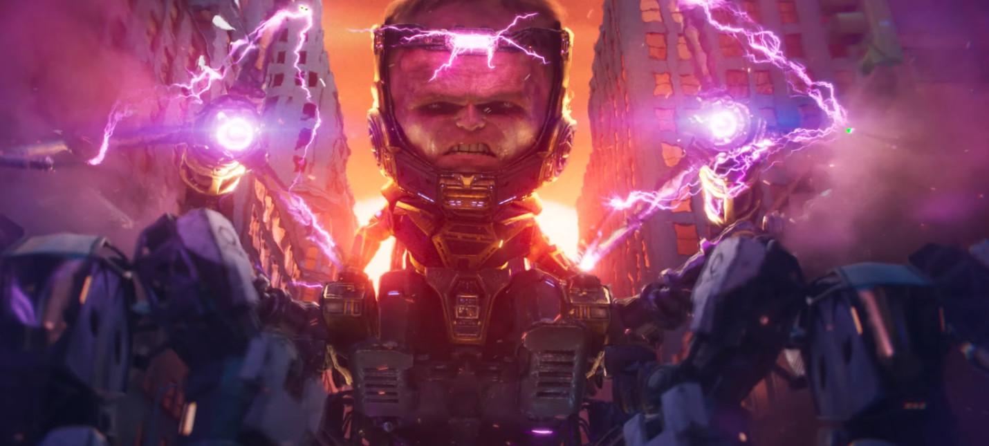 МОДОК в CG-рекламе Marvel's Avengers