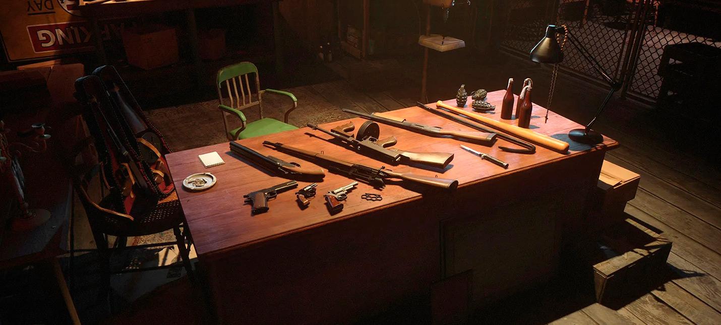 Новый сюжетный трейлер ремейка Mafia