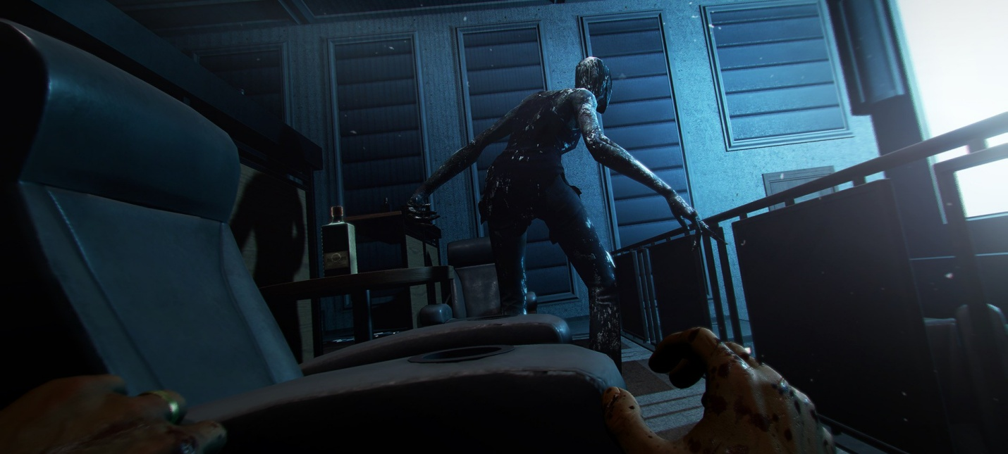 VR-хоррор Wraith The Oblivion  Afterlife выйдет в начале 2021 года