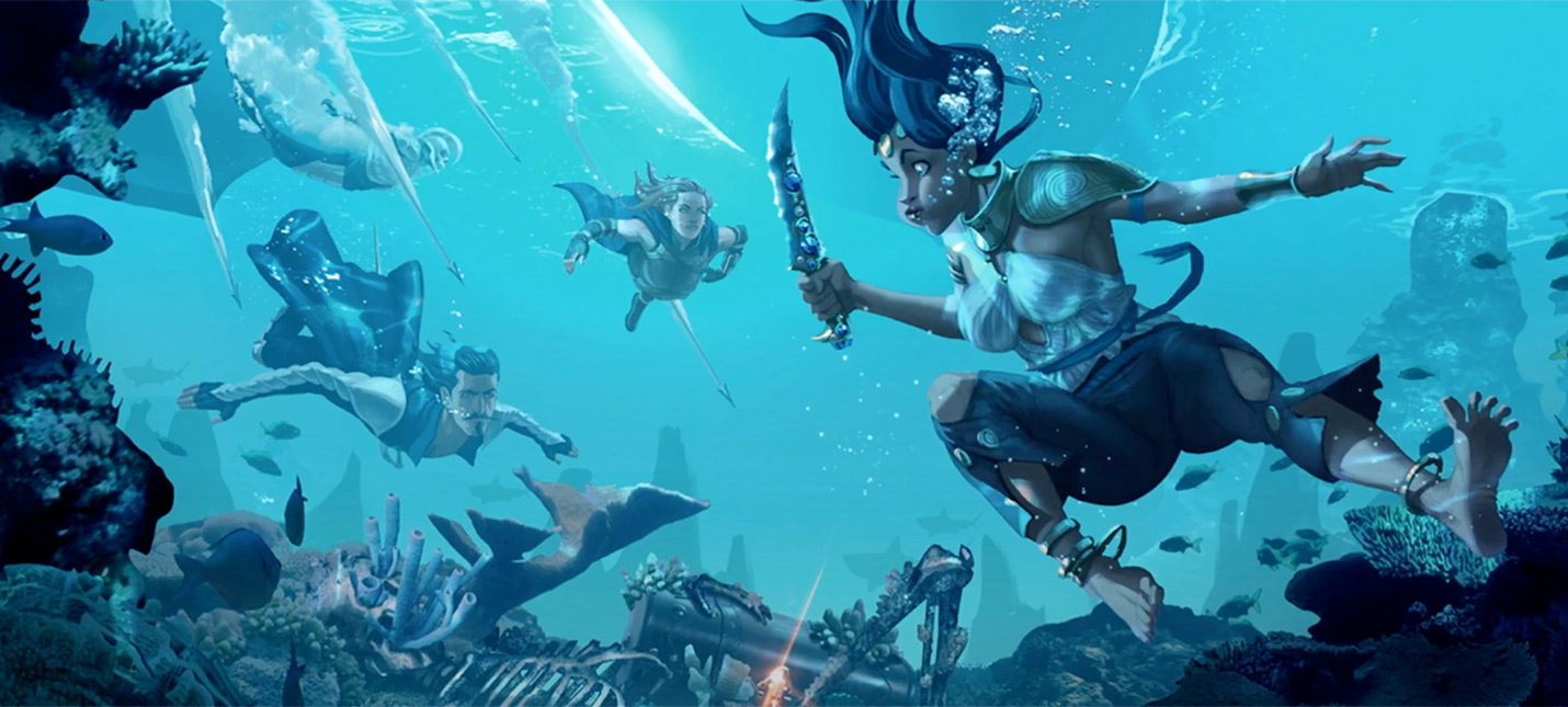 Новые концепт арты Dragon Age 4 в трейлере с gamescom 2020