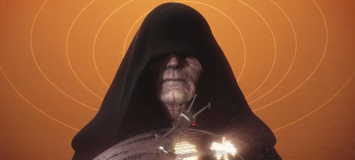 Сюжетный трейлер Star Wars: Squadrons