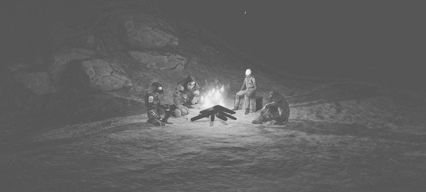 На PC анонсирован Cendres A Survival Journey  сурвайвал с 34 разными концовками