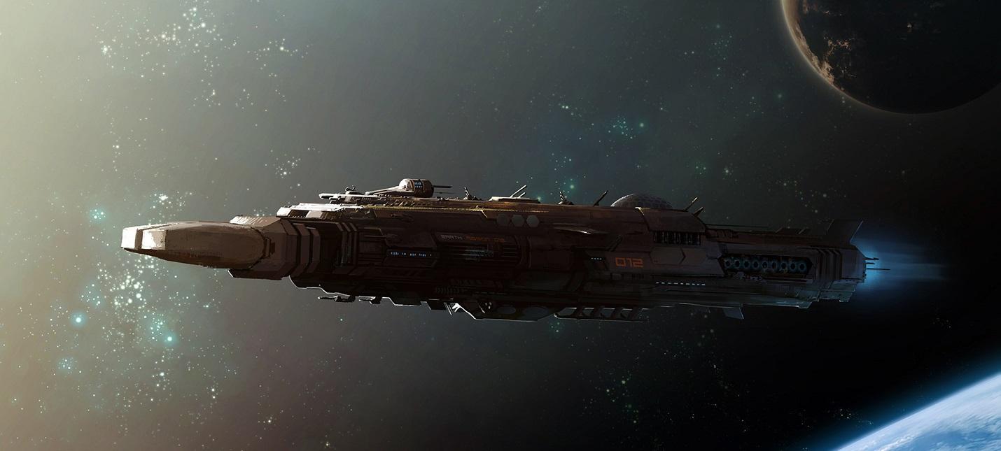Первая онлайн цивилизация  трейлер беты космической MMO Dual Universe