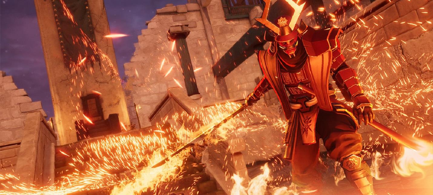 Ниндзя-убийцы в первом трейлере Aragami 2
