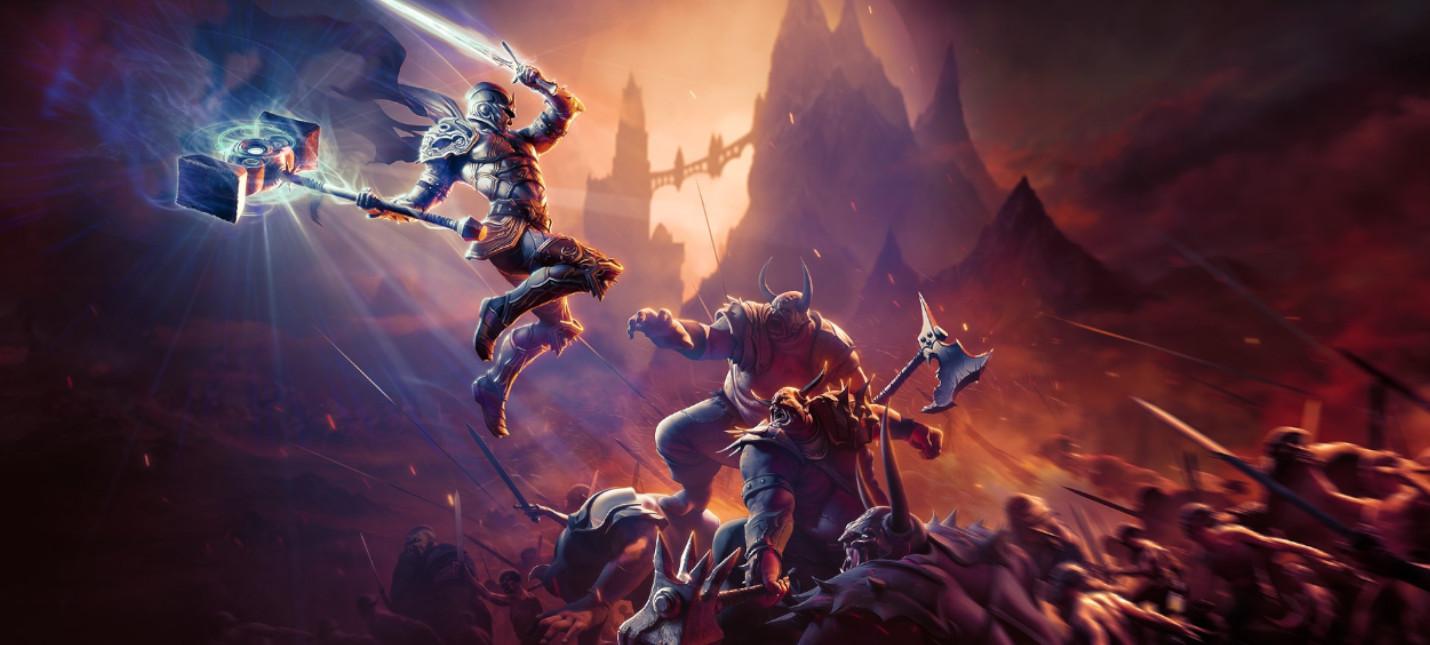 Новый трейлер Kingdoms of Amalur Re-Reckoning