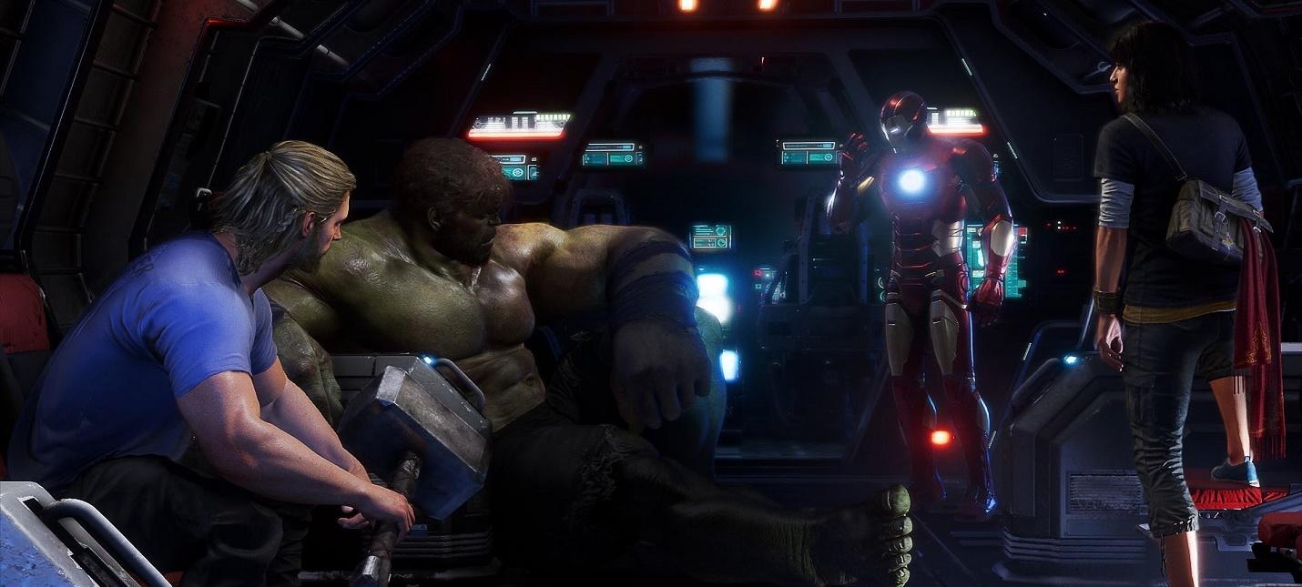 В релизной версии Marvel's Avengers не будет возможности войти в уже начавшуюся миссию