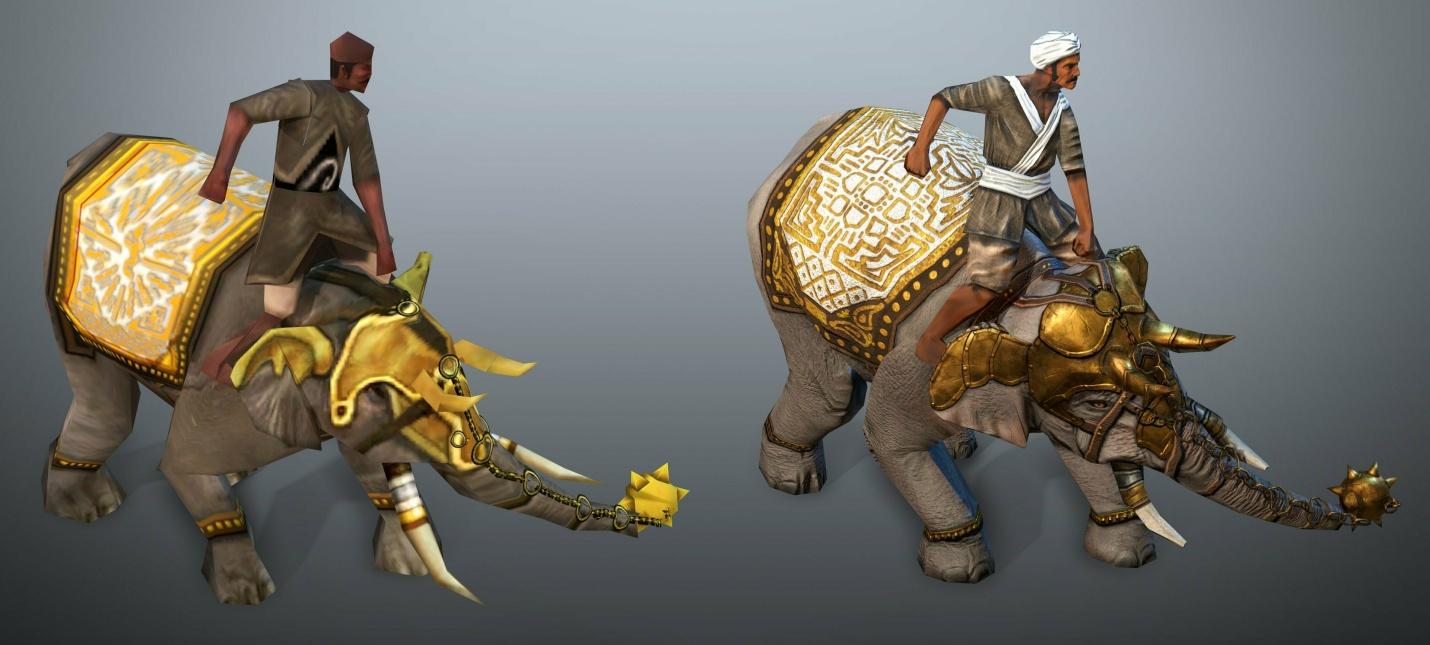 Сравнение Age of Empires III Definitive Edition с оригиналом на новых скриншотах