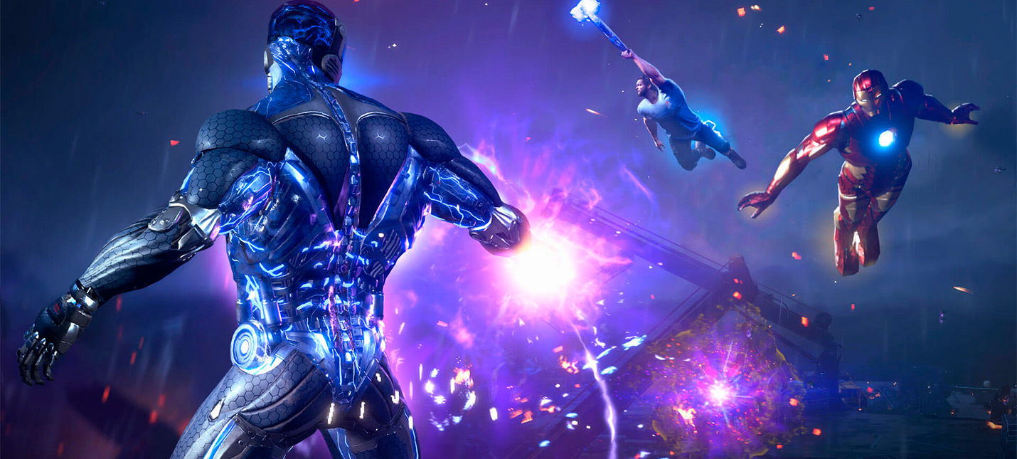 Все пострелизные герои Marvels Avengers получат собственные боевые пропуски по 10 каждый