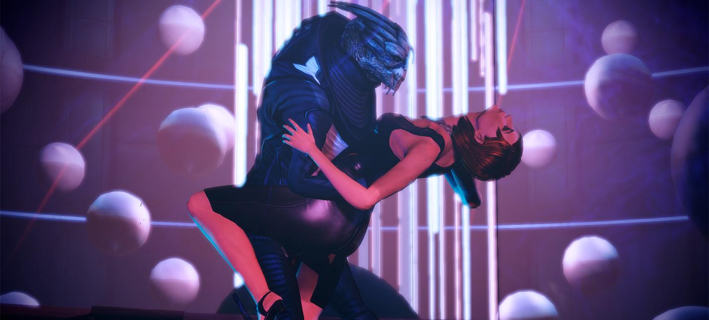Инсайдер переиздание трилогии Mass Effect может выйти в конце октября