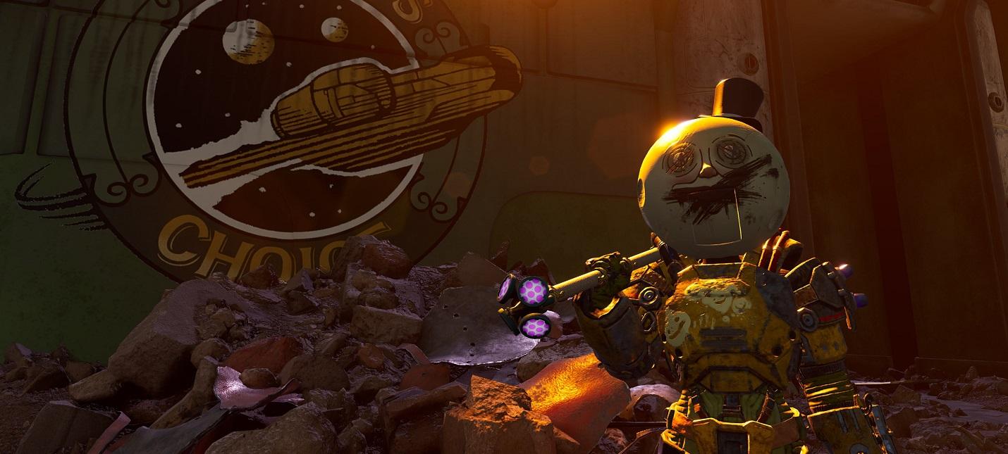 12 минут геймплея нового дополнения The Outer Worlds
