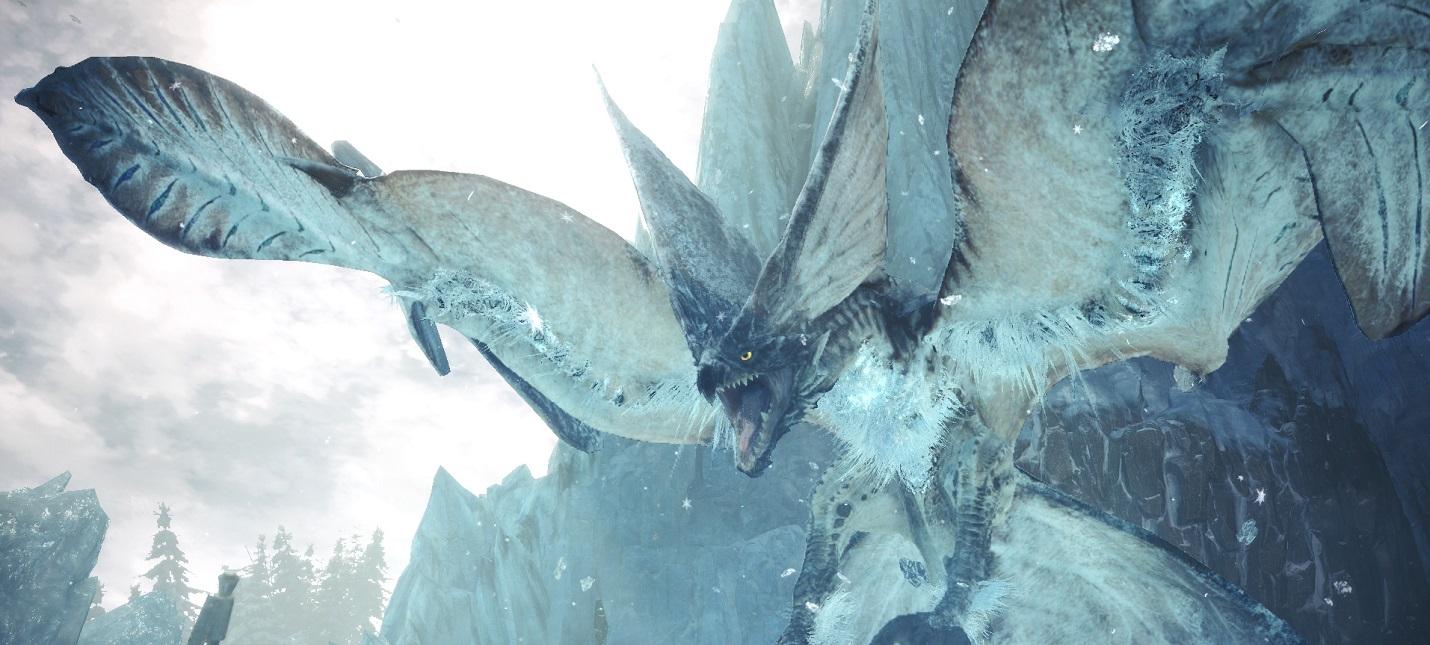 Трейлер последнего бесплатного обновления для Monster Hunter World Iceborne
