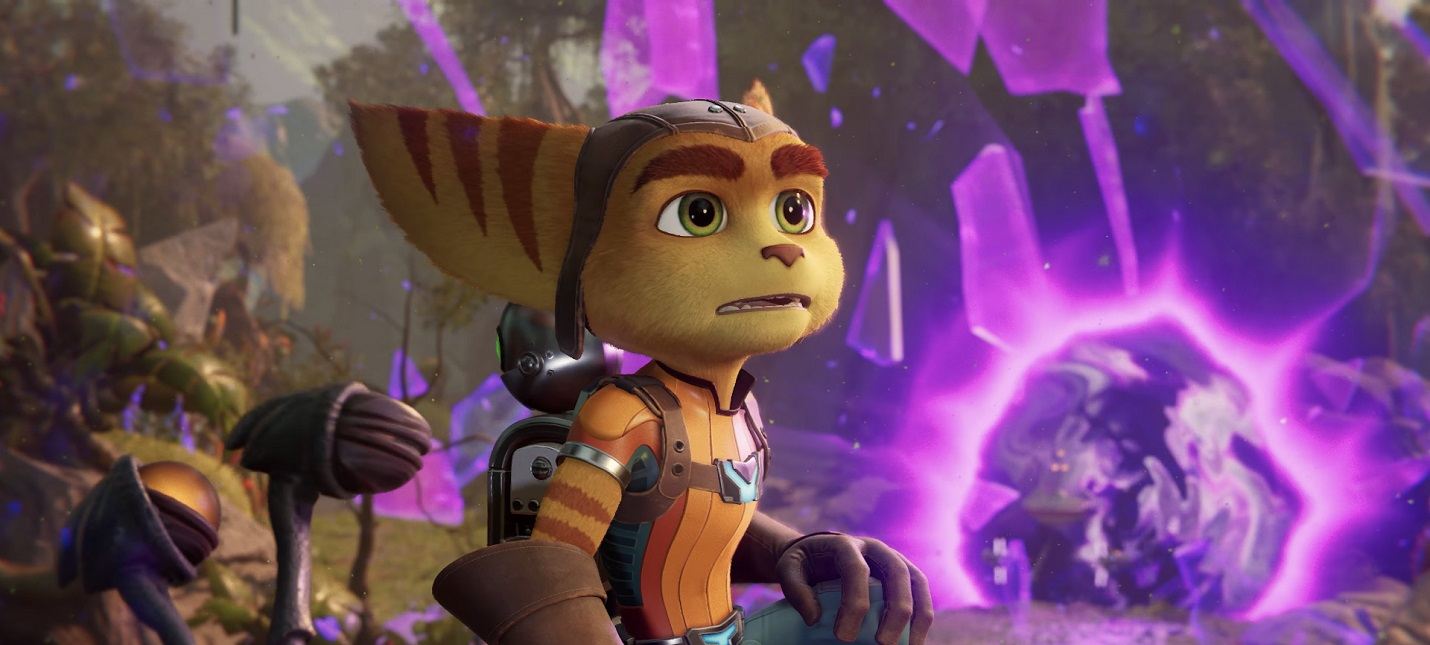Видеосравнение анонсирующего трейлера Ratchet amp Clank Rift Apart с версией gamescom 2020