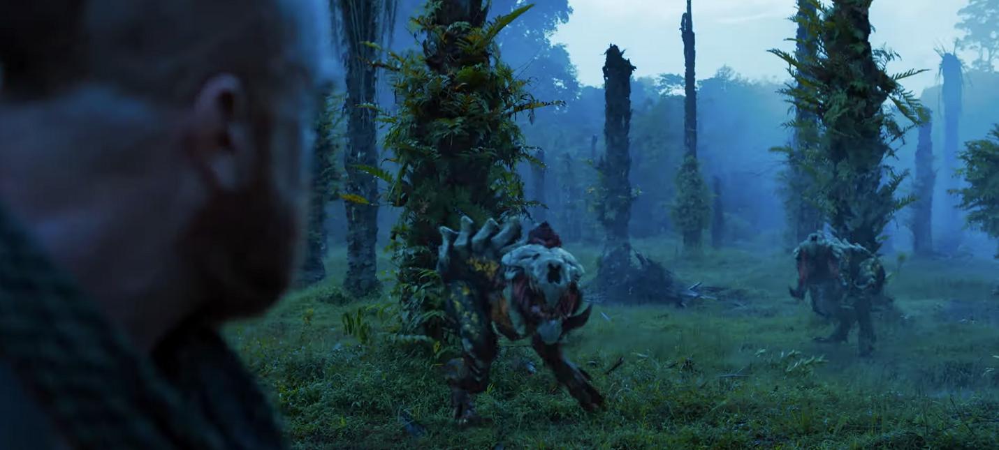Дебютный трейлер седьмой части франшизы Дрожь земли