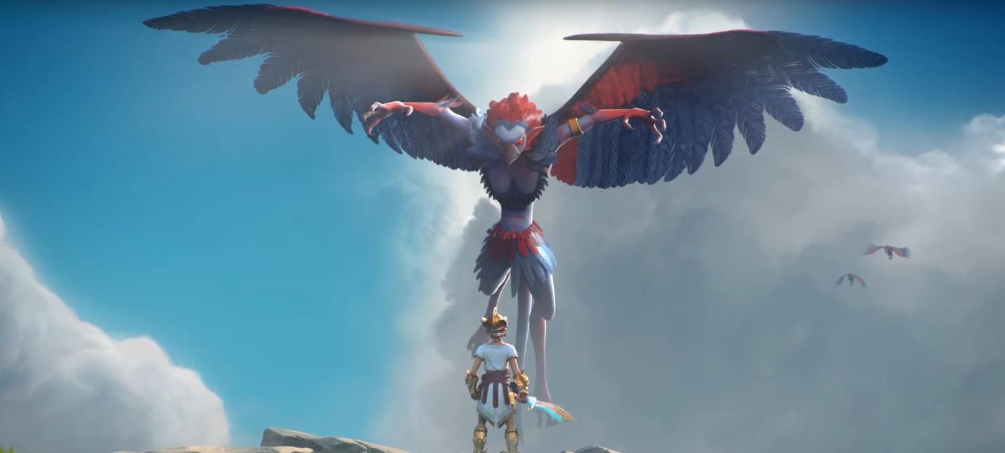 Похоже, Gods & Monsters переименовали в Immortals: Fenyx Rising