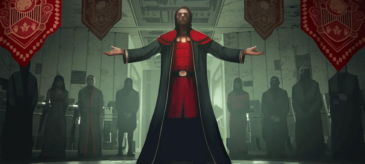 Новый трейлер 4X-стратегии Star Dynasties  Crusaders Kings в космическом сеттинге