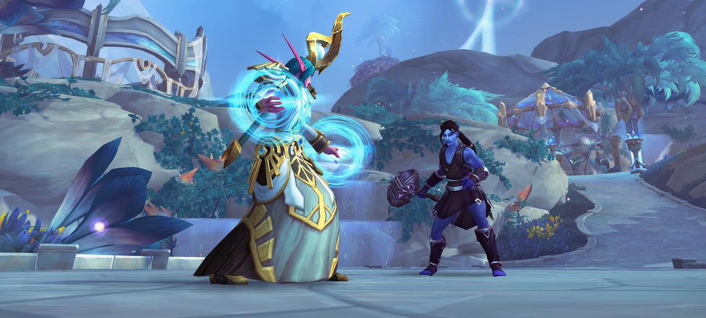 Blizzard рекомендует SSD для World of Warcraft Shadowlands