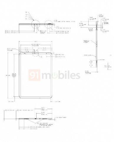 Следующий iPad может получить тонкие рамки, как у Pro-версии