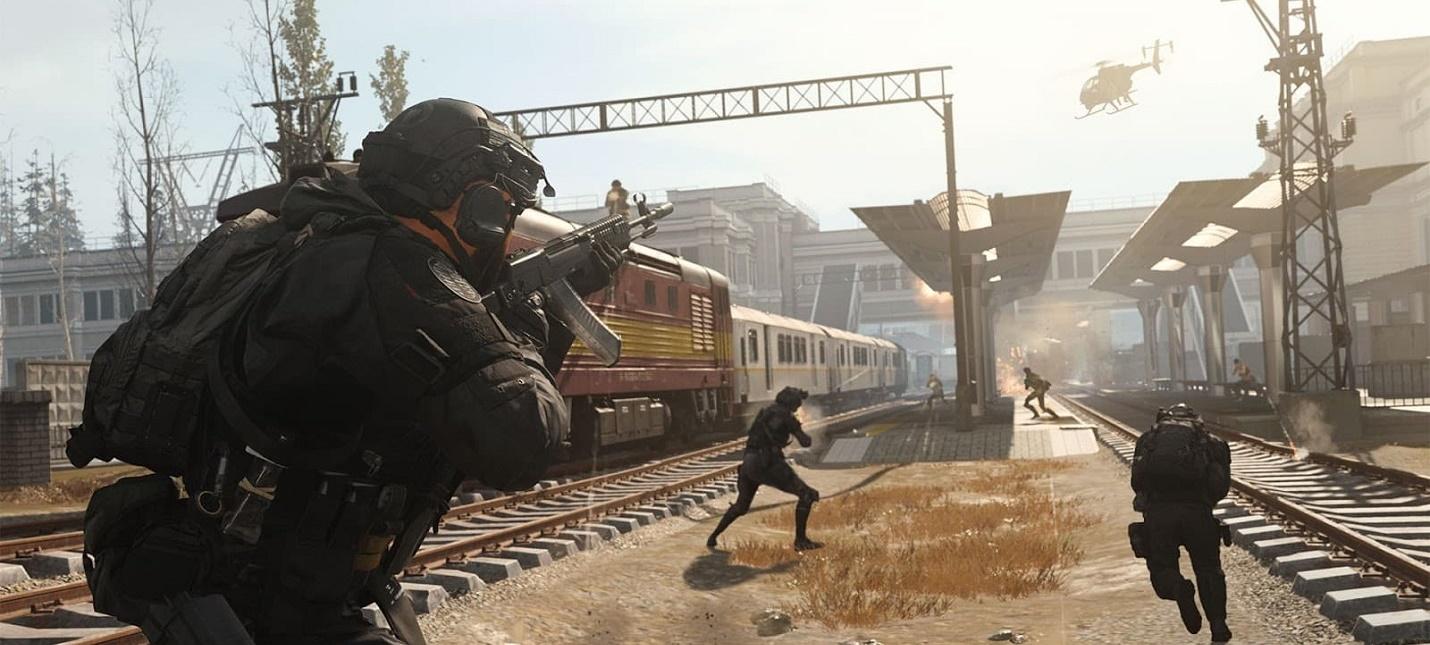 В шестом сезоне Call of Duty Warzone может появиться подземная сеть тоннелей метро