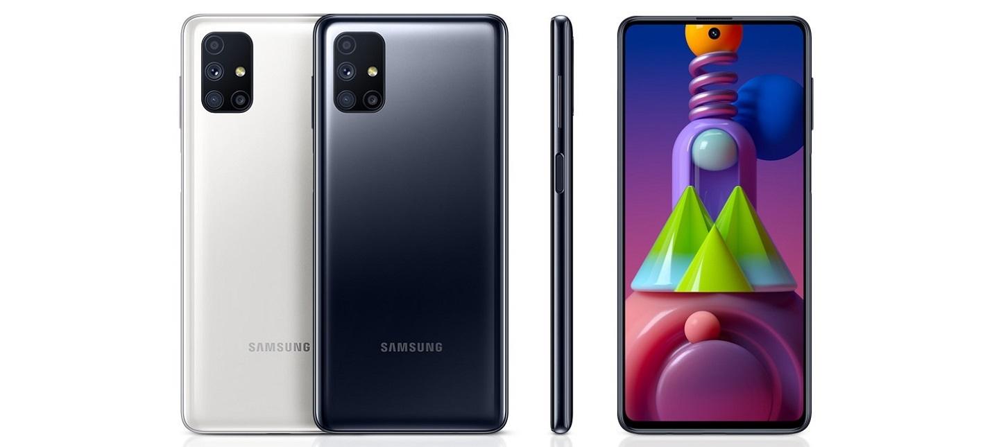 Snapdragon 730 и 7000 мАч  Samsung представила бюджетный Galaxy M51