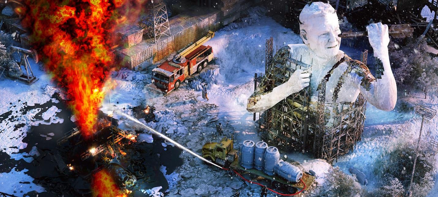 В Wasteland 3 можно получить секретную концовку, но только при помощи читов