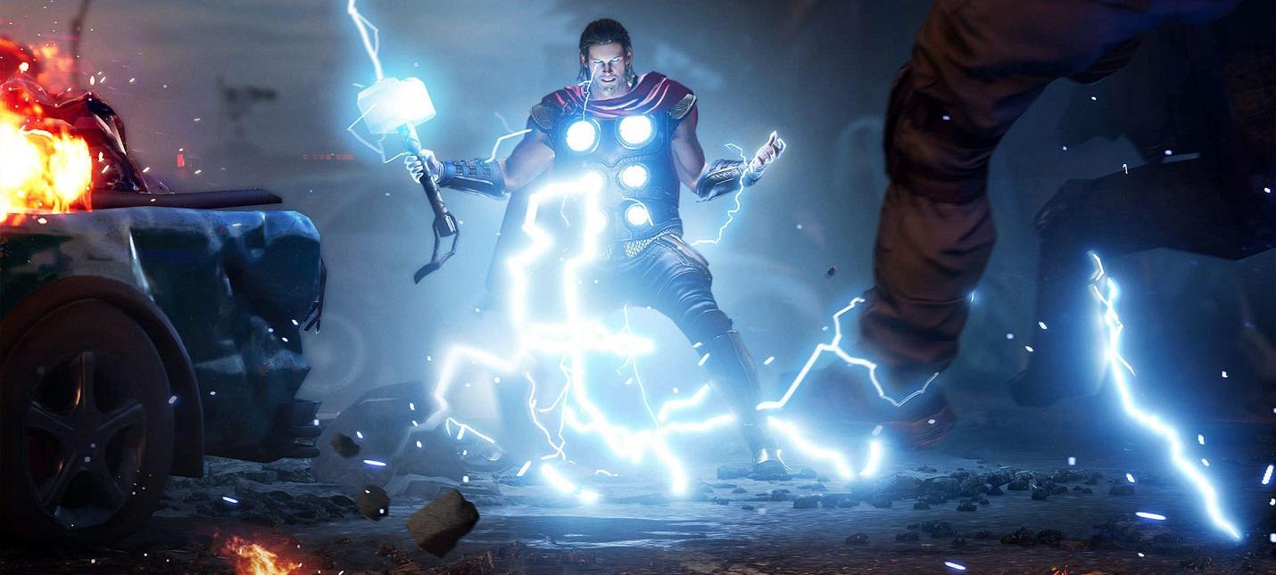 Intel помогла разработчикам Marvel's Avengers улучшить графику на PC