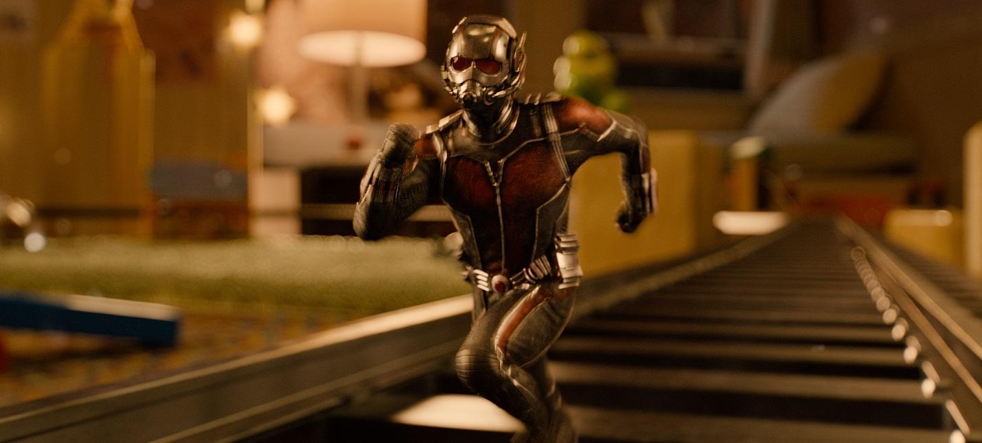 Человек-муравей 3 будет масштабнее прошлых частей