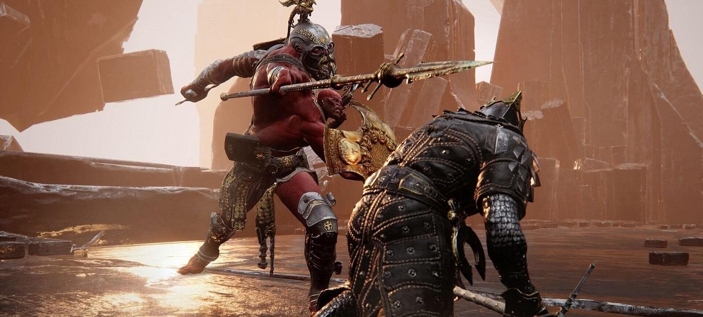 Игрок прошел Mortal Shell без брони и урона