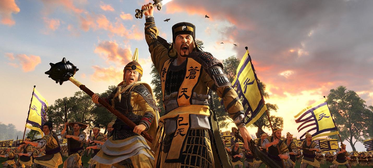 Total War: Three Kingdoms получит масштабное бесплатное обновление с переработанной картой, меню и новым военачальником