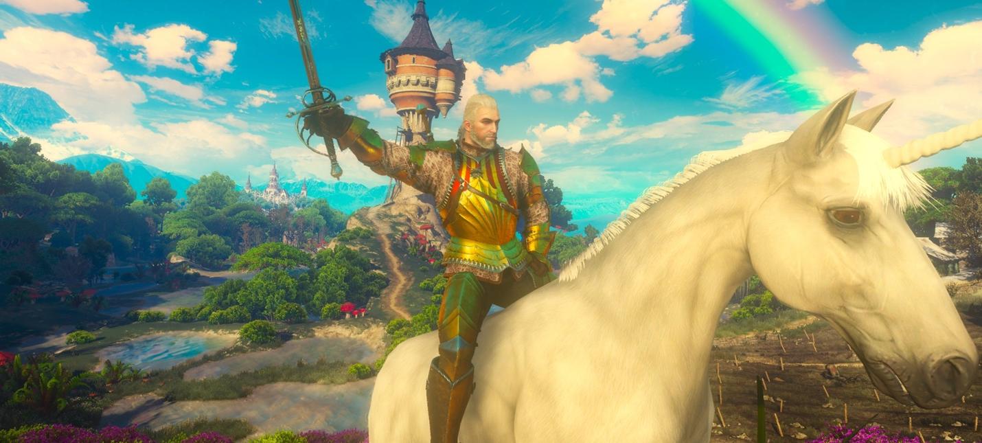 Пять лет работы  новый трейлер масштабной модификации HD Reworked Project для The Witcher 3
