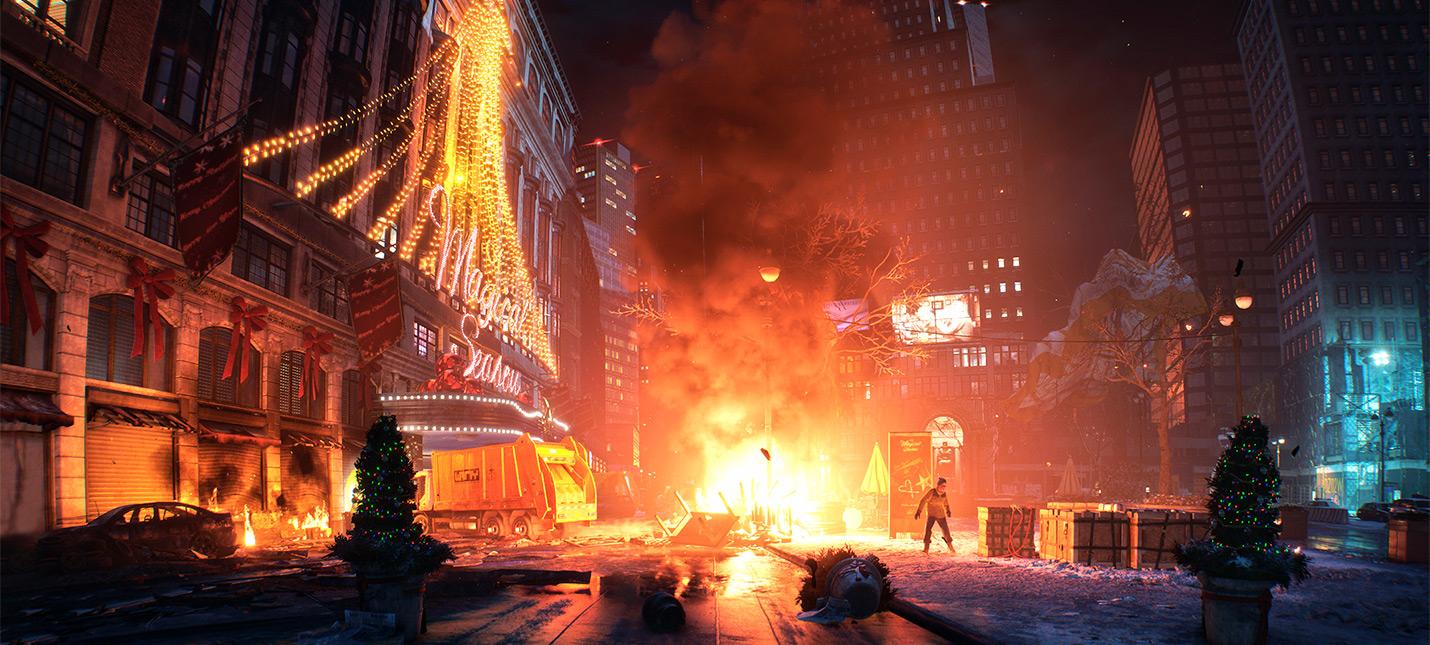 Ubisoft бесплатно раздает The Division на PC — успейте забрать до 8 сентября