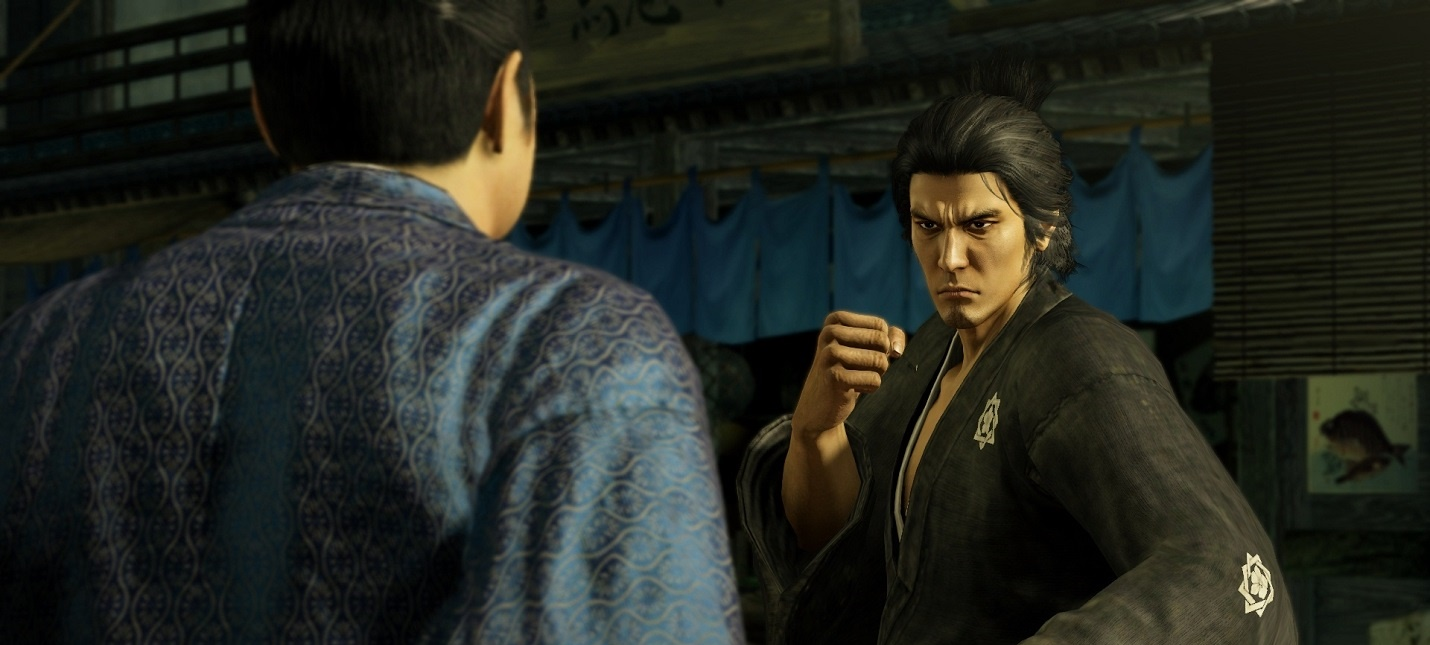 Sega по-прежнему хочет выпустить спин-оффы Yakuza Ishin и Kenzan на Западе
