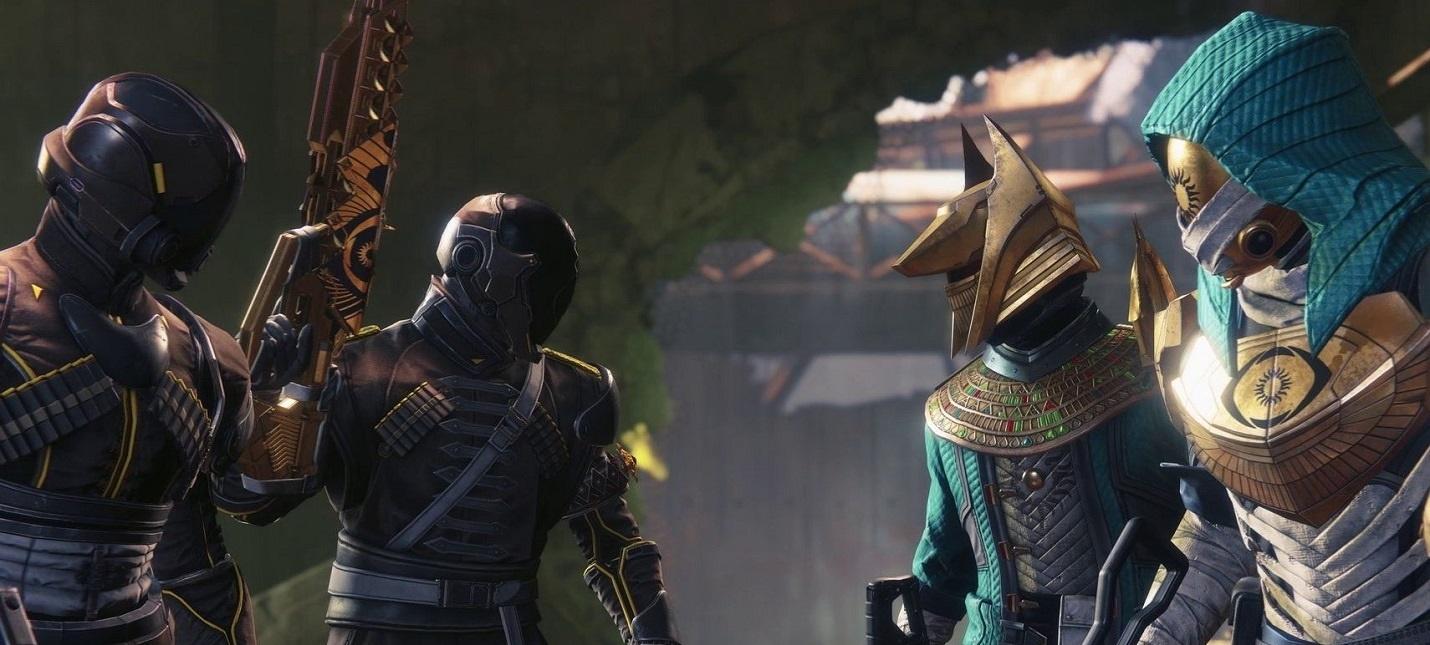 Игрок Destiny 2 во время Испытаний Осириса решил сыграть в шахматы  матч он все равно выиграл