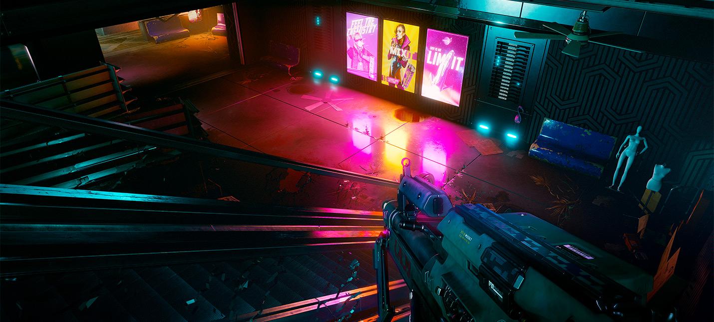 Nvidia показала трейлер Cyberpunk 2077 с трассировкой лучей