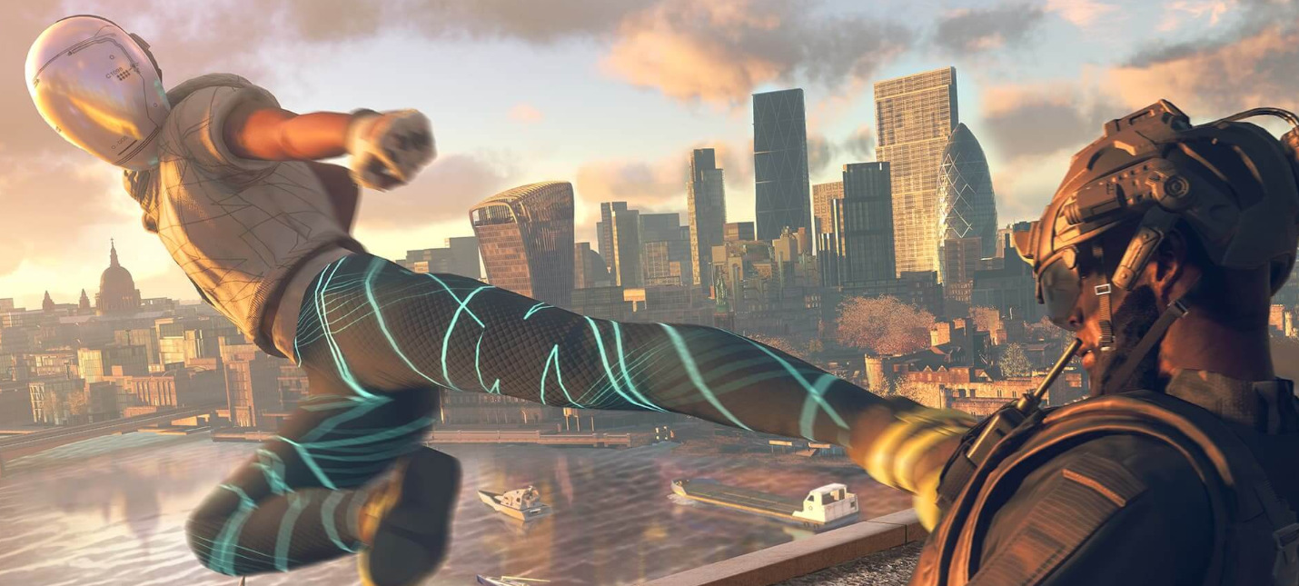 Новый трейлер Watch Dogs Legion к презентации Nvidia
