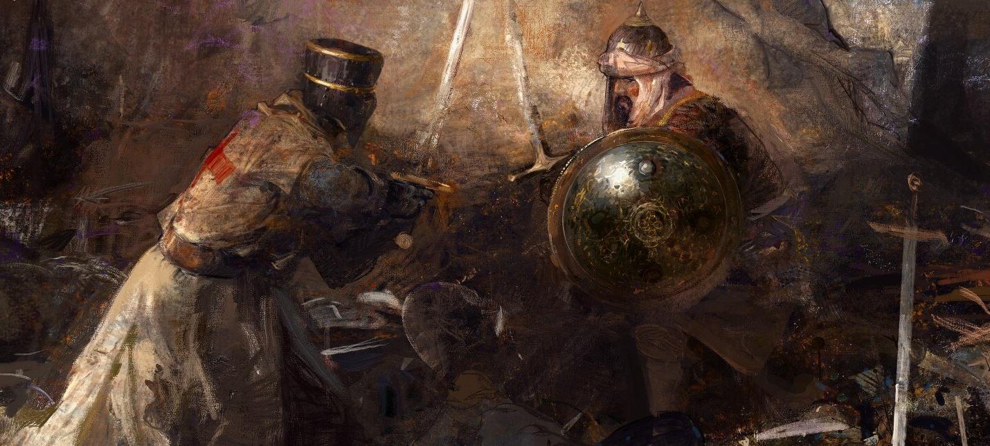 Пиковое число игроков в Crusader Kings 3 почти достигло 100 тысяч