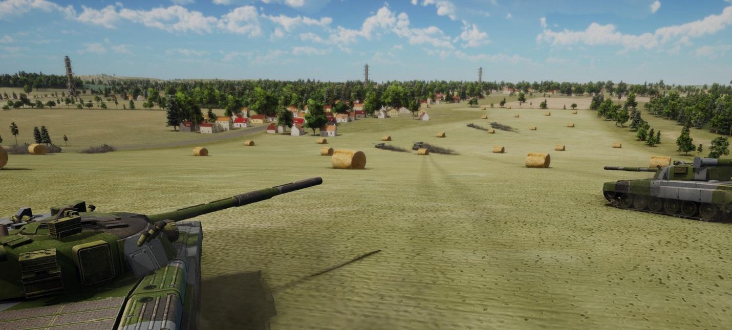 Третья мировая война в трейлере стратегии Regiments