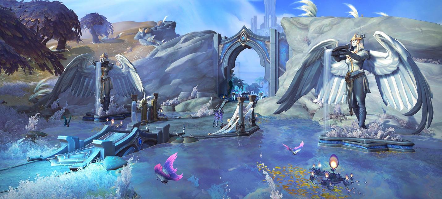 HDD появился в минимальных системных требованиях World of Warcraft Shadowlands