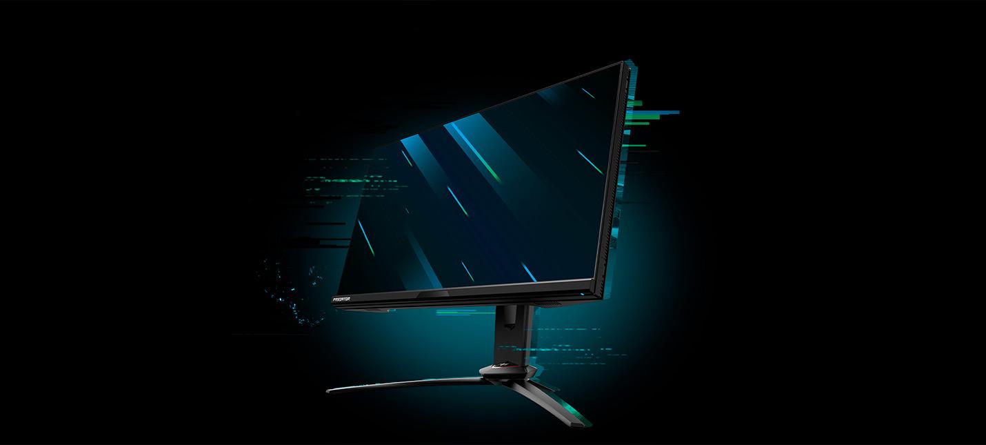 Acer представила свой геймерский монитор с частотой обновления 360 Гц