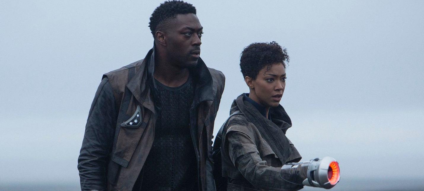 В новом сезоне Star Trek Discovery будут небинарный персонаж и трансгендер