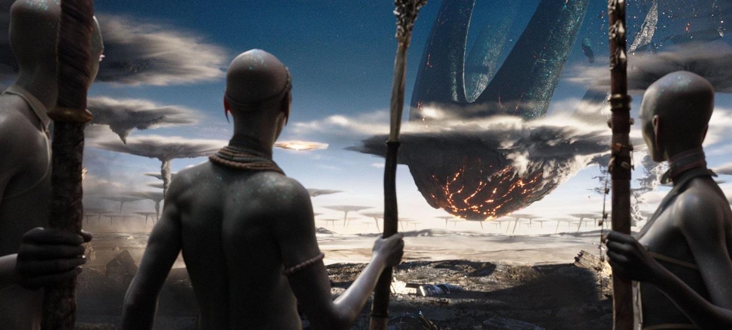 Weta Digital перейдет на облачные технологии Amazon для работы над визуальными эффектами