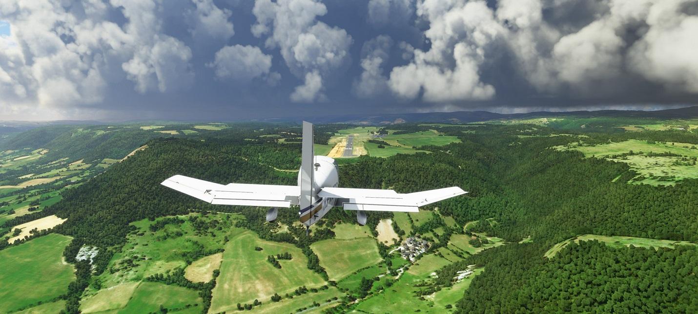 Первый большой патч Microsoft Flight Simulator может потребовать переустановку игры