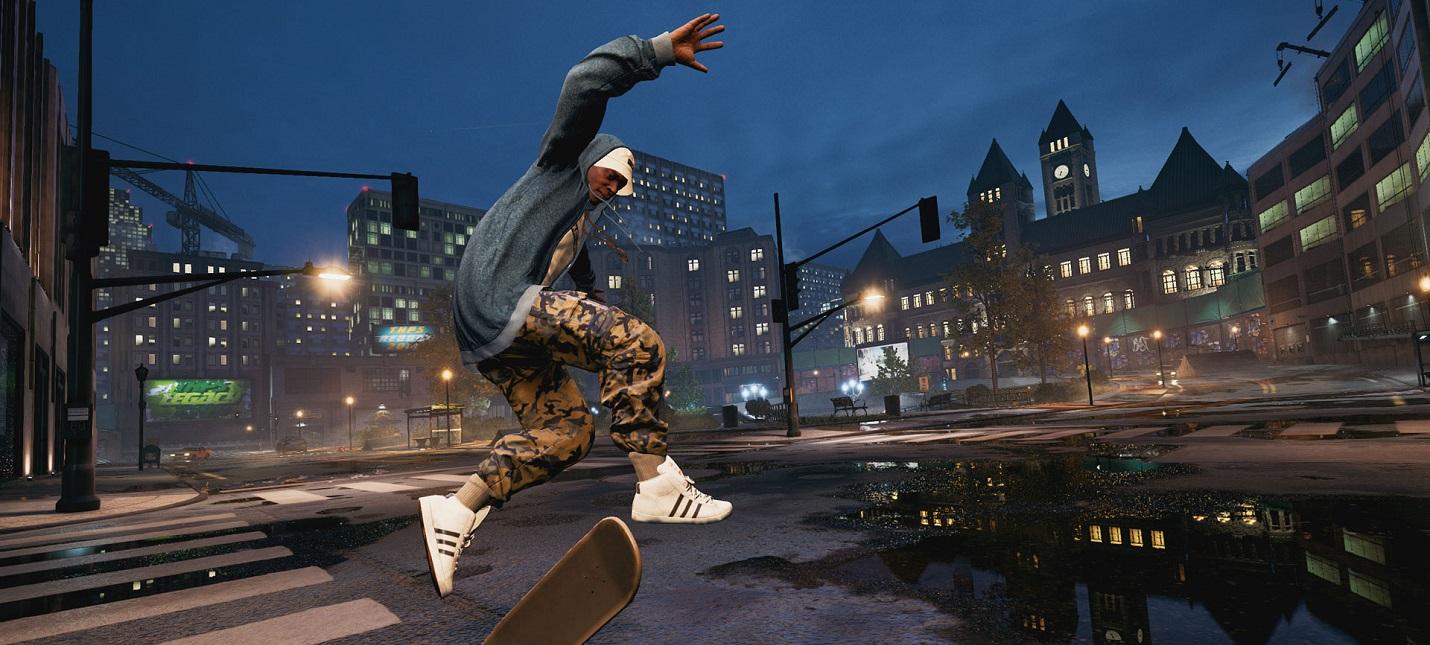 Оценки Tony Hawks Pro Skater 12  блестящее возвращение классики