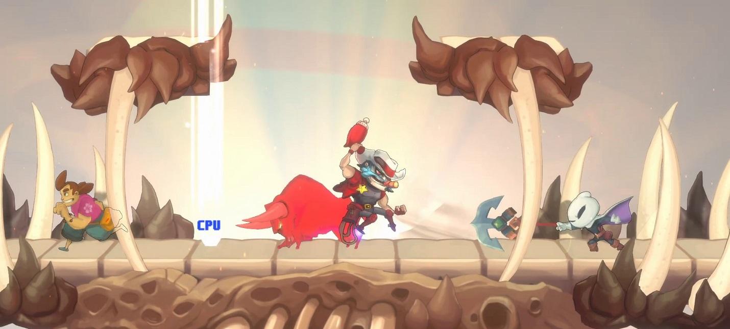Знакомые персонажи из разных игр в анимационном трейлере файтинга Bounty Battle