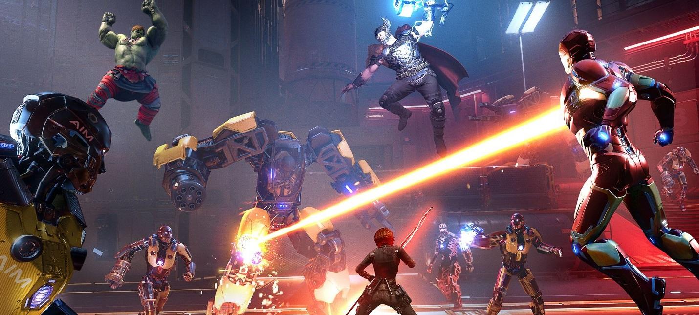 Гайд Marvels Avengers  как найти ресурсы и улучшить снаряжение