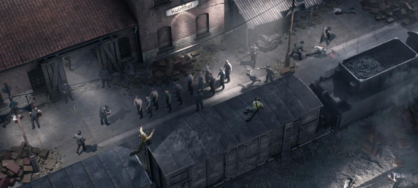 Первый геймплей тактики War Mongrels от разработчиков Hatred