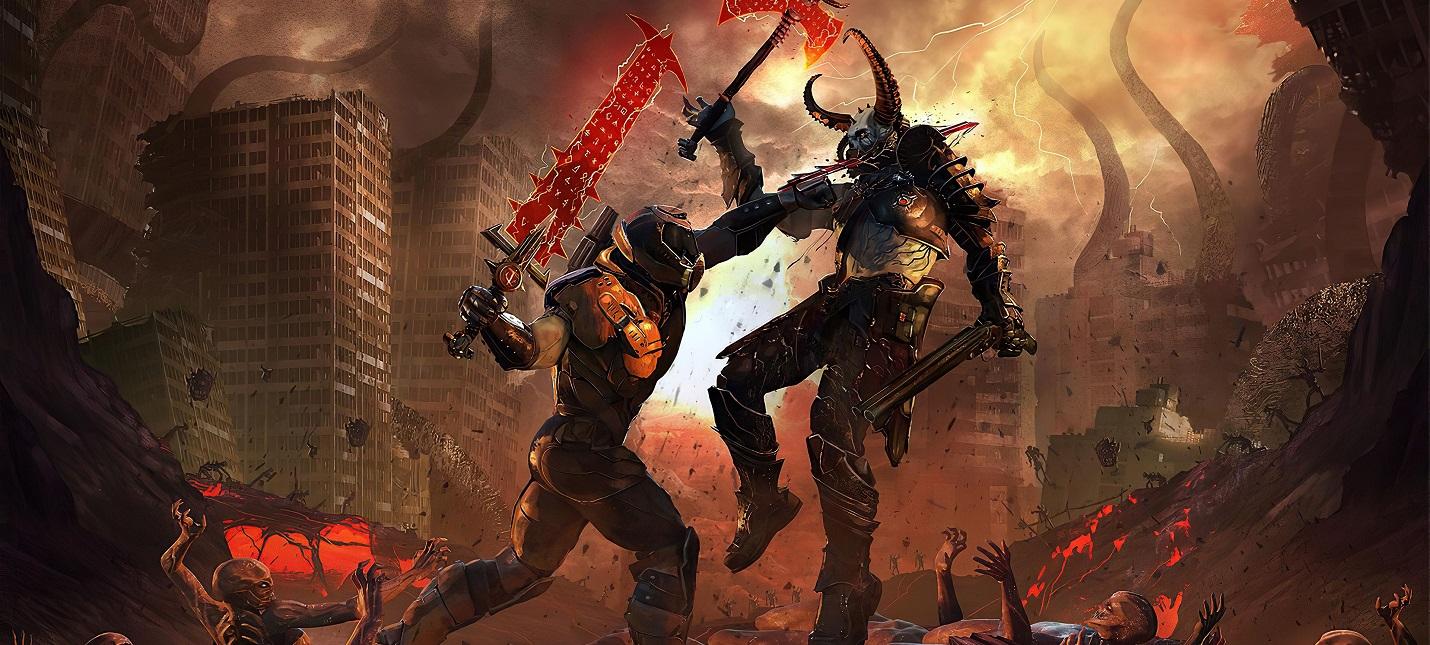 Для Doom Eternal выйдет мод с бесконечным режимом орды