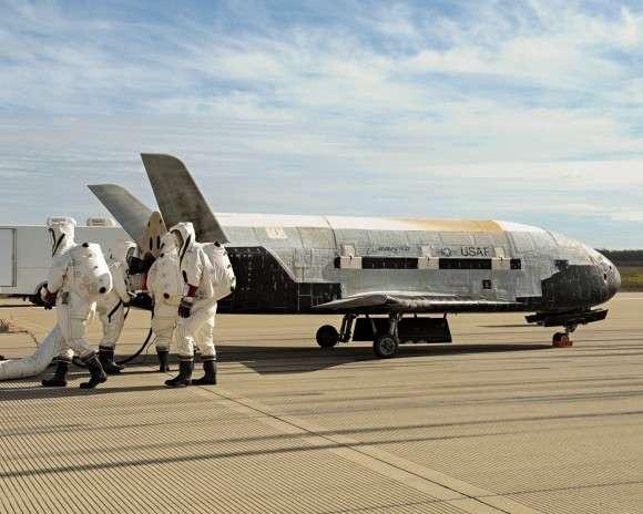 Китай утверждает, что успешно протестировал космический шаттл