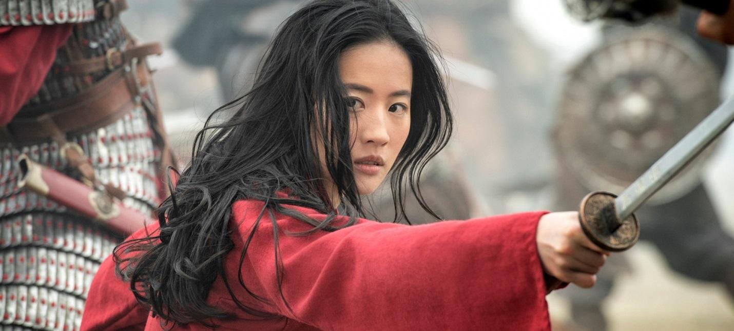 Активисты в Гонконге призывают к бойкоту Мулан