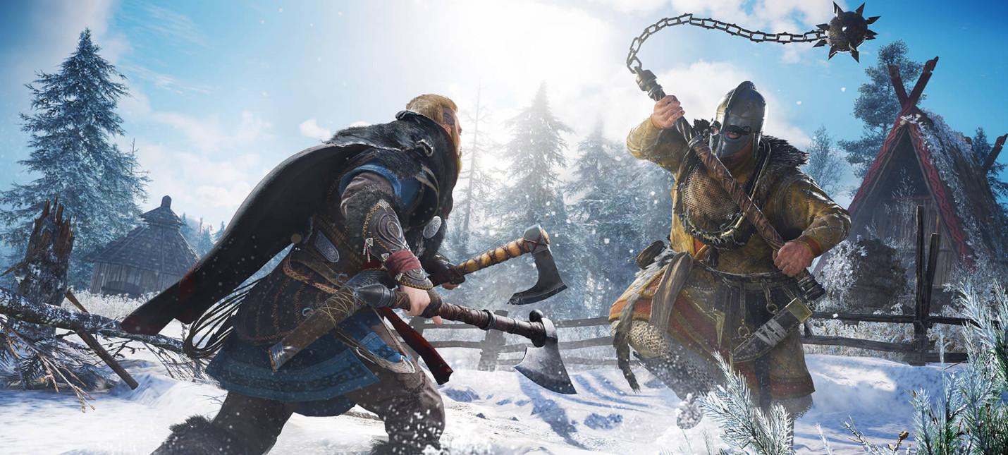 Assassins Creed Valhalla получила рейтинг ESRB
